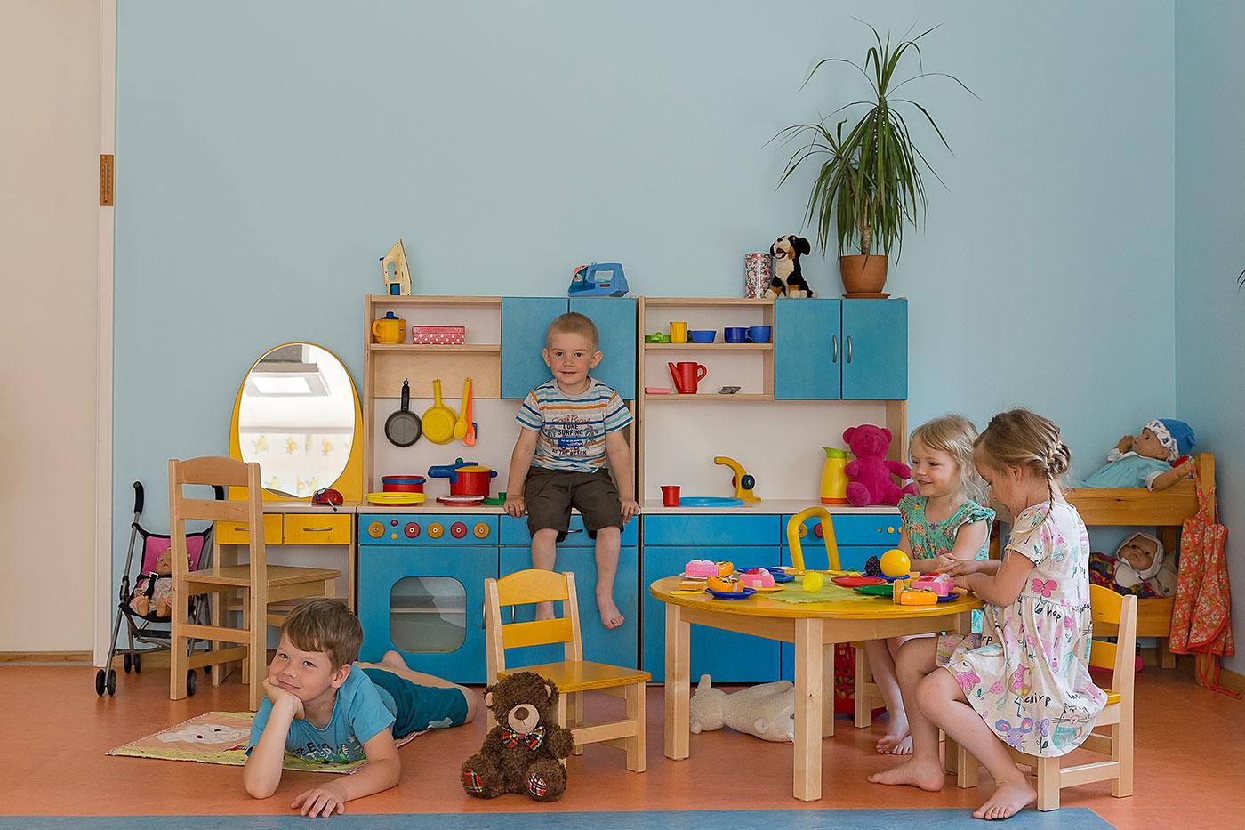 Guido Mööbel - lasteaed