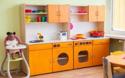Köögimööbel lastele
