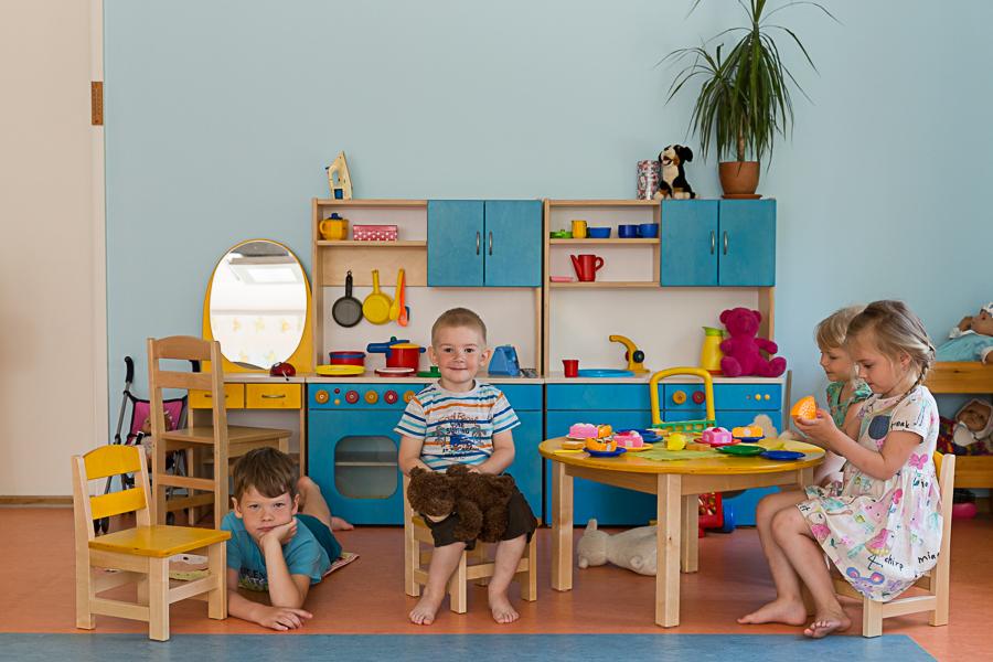 Lasteaia mööbel
