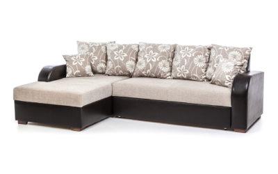 Corner sofa-bed Rio