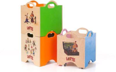 Lotte mänguasjakastid