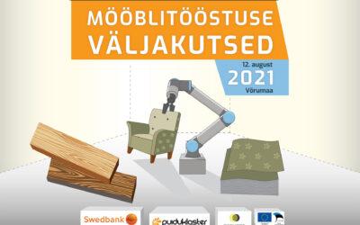 """Konverents """"Mööblitööstuse väljakutsed 2021"""""""