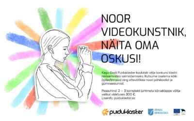 Üleskutse ettevõtlikele noortele – videokonkurss!